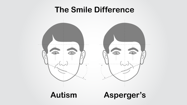 The Smile Difference: Autism vs Asperger Syndrome