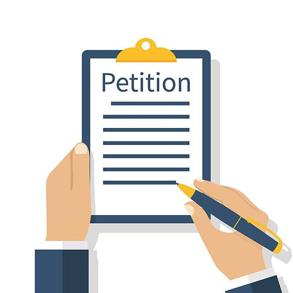 Petition Update